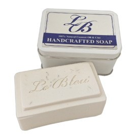 Le Bleu – Coconut Oil & Clay Handcrafted Soap 250 g
