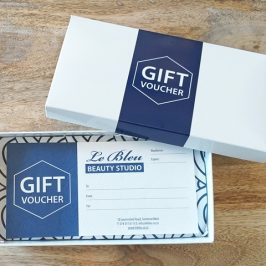 Le Bleu Beauty Studio Gift Voucher