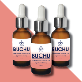 Le Bleu 100% Natural Buchu Essential Oil 15 ml
