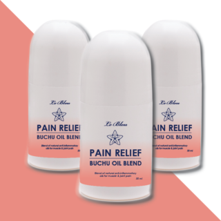Le Bleu Pain Relief Buchu Oil Blend 50 ml