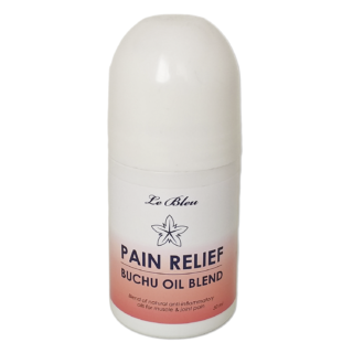 Le Bleu Pain Relief Buchu Oil Blend_1